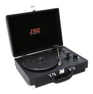 Jbe Tornamesa Bluetooth/usb