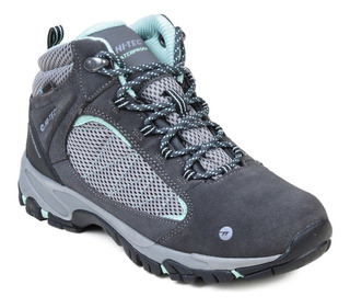 Botas Hi Tec Discovery Mid Mujer Trekking Impermeables
