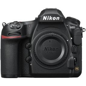 Câmera Fotográfica Nikon D850 Lojista Corpo Pronta Entrega