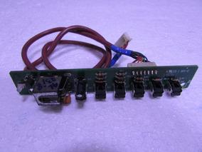 Teclado/chaves/sensor Tv Plasma Gradiente Plt4270