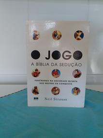 Livro O Jogo A Bíblia Da Sedução (excelente Preço!)