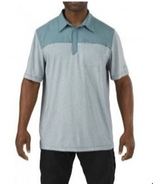 Remera Chomba 5.11 Tactical Rapid Polo Ss Original