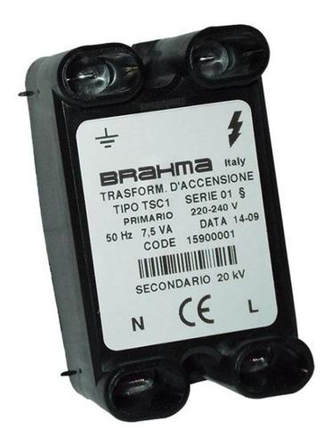 Transformador De Llama Brahma Tsc1