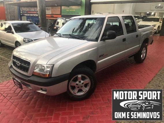 Chevrolet S10 100 Years Cab. Dup. 2.8 Ctdi 4x4