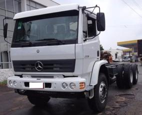 Mercedes 2729 6x4 Ano 2013/2013 No Chassi