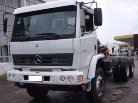 Mercedes 2729 6x4 Ano 2013/2013 No Chassi