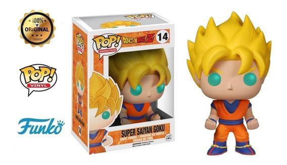 Funko Pop Goku Super Saiyan Dragon Ball Z Goku Pop