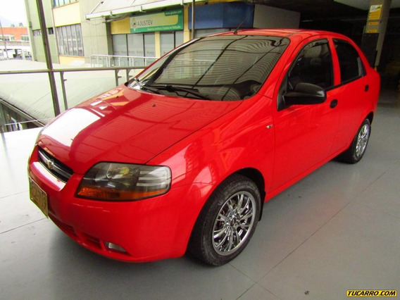 Chevrolet Aveo Mt 1600 Aa