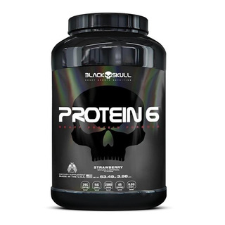 Protein 6 907g Serious Chocolate