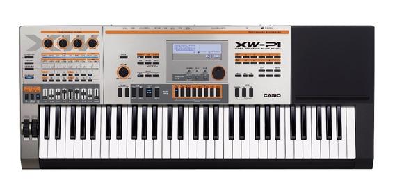 Teclado Casio Xwp1 Sintetizador 61 Teclas; Riff Music 02771