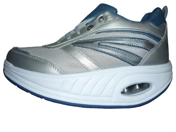 Tenis Fitness Step Suela Curva Hard Step Varios Colores