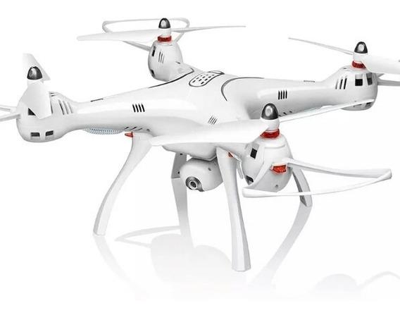 Drone Syma X8 Pro Fpv 2.4ghs Headless Modo Retorno Hd.