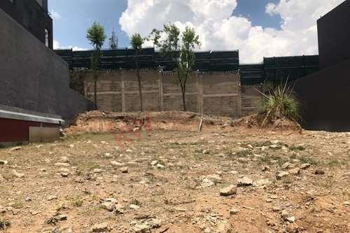 Terreno En Venta En Cumbres De Santa Fe, Santa Fe, Privada, Casa Club, Ciudad De México