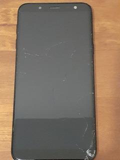 Smartphone Samsung Galaxy J6 32gb Preto + Dual Chip 4g