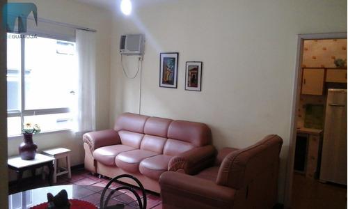 Apartamento A Venda No Bairro Jardim São Miguel Em Guarujá - 223-1