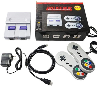 Nintendo Super Mini Hdmi Sn-02
