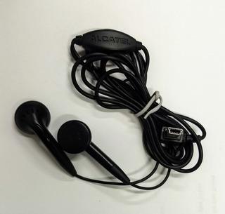 Fone Com Microfone Alcatel Usb