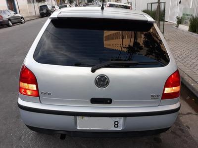 Volkswagen Gol 1.0 16v Turbo Ótimo Estado Doc Ok 4 Pneus Nov