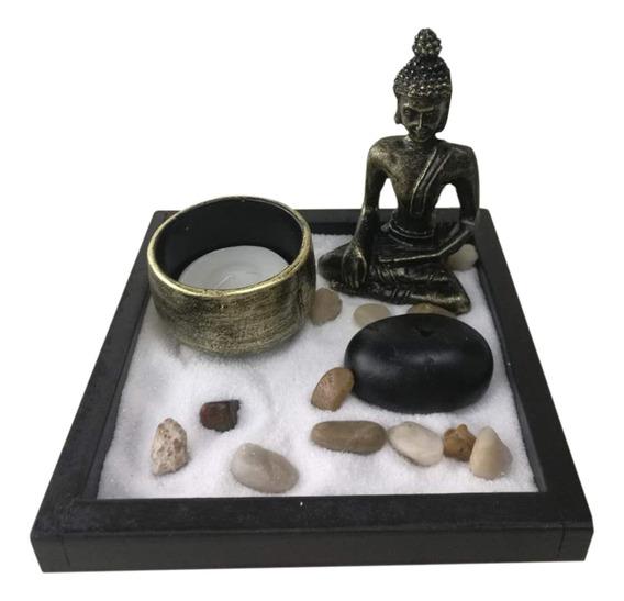Decoración Del Incienso Vela De Feng Shui Luz Del Té