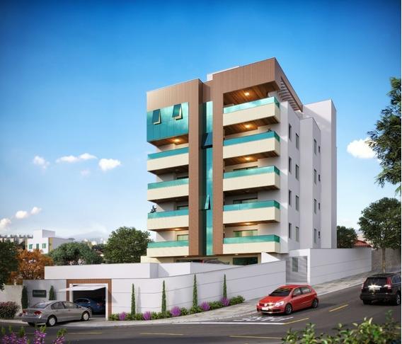 Apartamento Para Venda, 3 Dormitórios, Caravelas - Ipatinga - 821