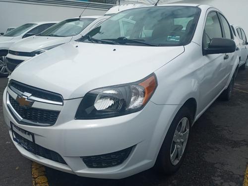 Imagen 1 de 11 de Chevrolet Aveo 2018 1.5 Ls Mt