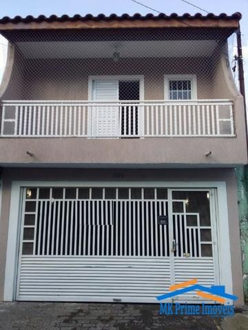 Sobrado 4 Dormitórios - Santo Antonio - Osasco - 616