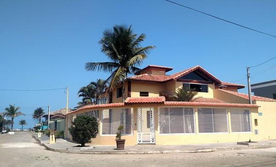 Linda Casa A 150 Metros Da Praia