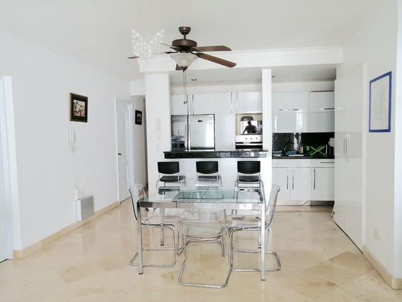 Apartamento En Alquiler Amueblado En Naco