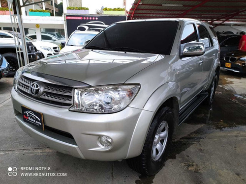 Toyota Fortuner 2012 2.7l Automatico 2.7 4x2