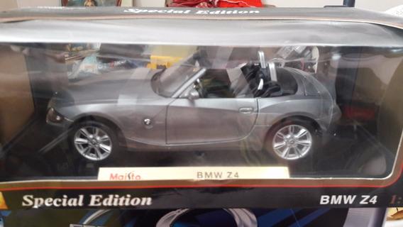 Miniatura De Veículo Bmw Z4