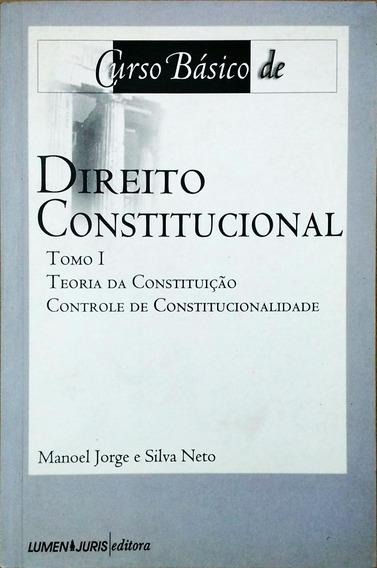 Curso Básico De Direito Constitucional Tomo I
