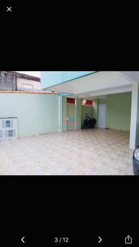 Imagem 1 de 16 de Casa Em Condomínio Na Praia Grande, São Paulo - Sp - Cac453570v