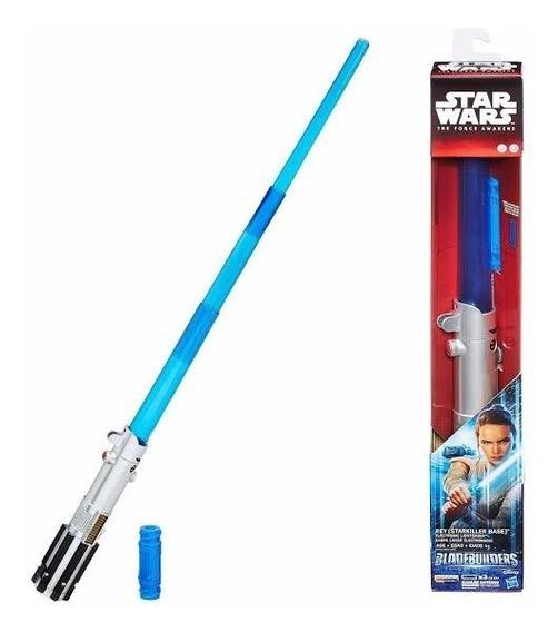 Star Wars Sable De Luz Azul Bladebuilder, Rey, Espada
