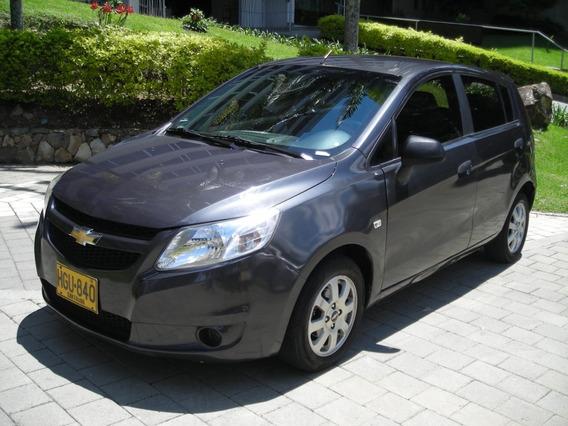 Chevrolet Sail Lt 2014 Mecanico