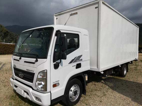 Camión Hyundai Ex100 7 Toneladas (sin Furgón)