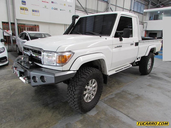 Toyota Land Cruiser 70 Mt 4000cc 2p