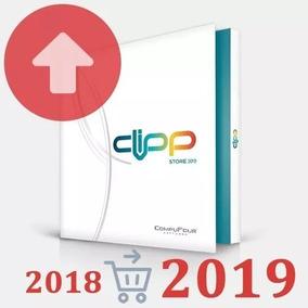 Atualização Clipp Store 2018 Para 2019 Nf-e 4.0 12x S/ Juros