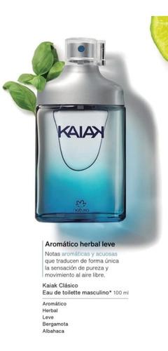Perfume Kaiak, Natura, Para Hombre - mL a $350