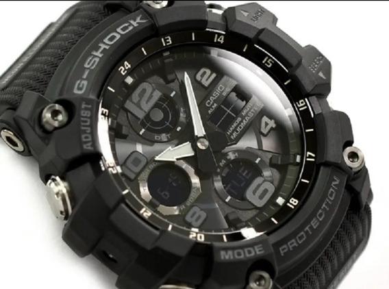 Relógio Casio G-shock Gsg - 100 - 1adr