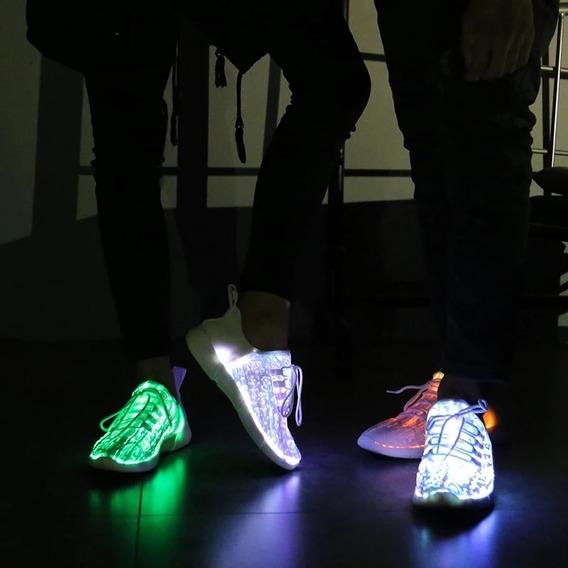 Zapatillas Fibra Óptica