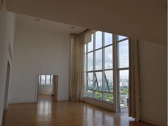 Cobertura Duplex À Venda, Pinheiros, 600m², 4 Suítes, 7 Vagas! - Ze43246