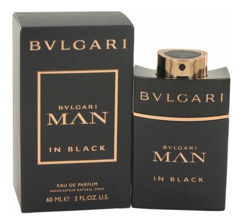 Imagen 1 de 1 de Búlgaro Man In Black Edp 100 Ml