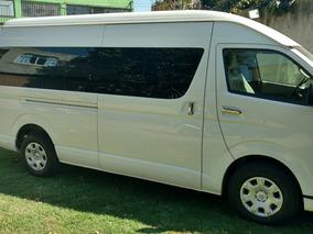 Toyota Hiace 2015. 2.7 Bus 15 Pas Mt