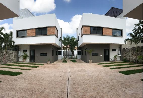 Casa Nueva En Residencial Con Alberca, Porton Y Seguridad