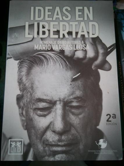 C31 Ideas En Libertad Homenaje De 80 Autores A Mario Vargas