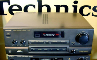 Amplificador Technics Su-g95 Super Impecable 130+130w
