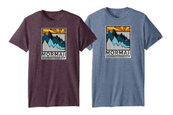 Remera Mormaii Hombres Mountain Mormaii - 11835mon