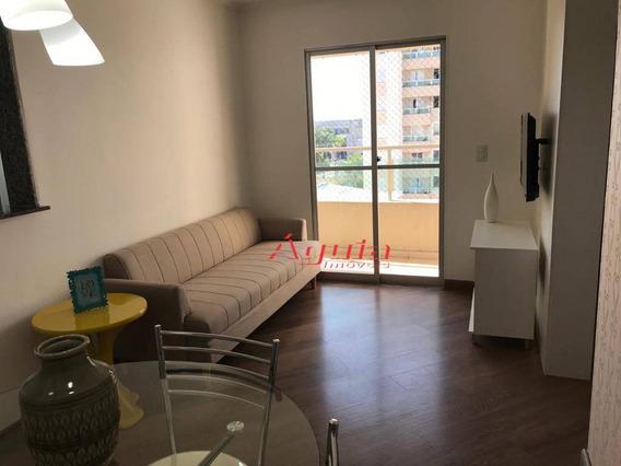 Apartamento À Venda, 60 M² Por R$ 319.000,00 - Jardim Borborema - São Bernardo Do Campo/sp - Ap1976
