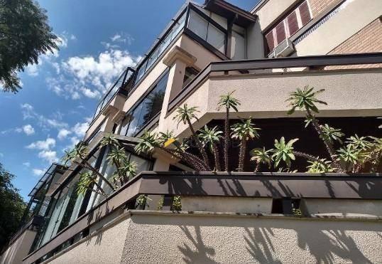 Cobertura Semimobiliada Com 05 Dormitórios No Bairro Cavalhada - Co0237