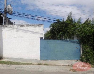 Galpão Comercial Para Locação, Chácara Primavera, Suzano. - Ga0029